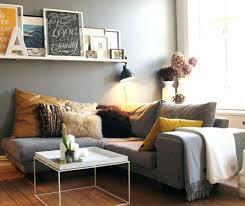 idée de canapé idee deco salon canape noir avec decoration salon gris blanc best