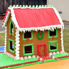 christmas gingerbread house a merry christmas gingerbread house food lover s odysseyfood