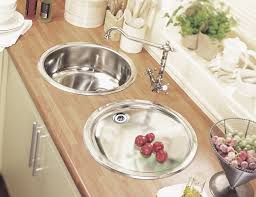 Onyx Flush Compact Round Sink Astracast - Round sinks kitchen