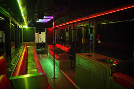 party bus the pourhouse party bus u2013 luxury party buses for your own personal