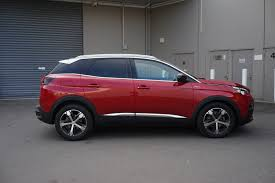 peugeot 3008 2017 2017 peugeot 3008 gt line review behind the wheel