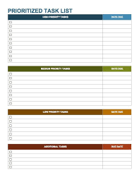 list template to do list template 15 free word excel pdf format