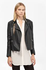 mens leather biker jacket decade faux leather biker jacket collections french connection
