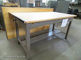 Drafting Table For Sale Drafting Table Item Cd9162 Sold October 19 Kansas Depar