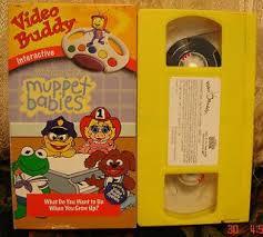 muppet sing vhs popscreen