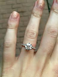 reset wedding ring engagement ring reset and sizing questions weddingbee