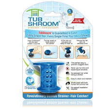 Best Way To Unclog Bathtub Drain Amazon Com Tubshroom The Revolutionary Tub Drain Protector Hair