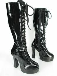 womens boots knee high black 27 best womens vintage boots images on vintage boots