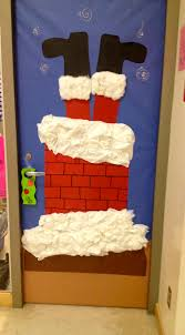 christmas door decorating contest decorations holidays humor idolza