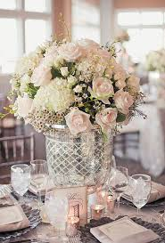 White Rose Centerpieces For Weddings by Best 25 Centerpieces For Weddings Ideas On Pinterest Mason Jar