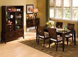 Dark Wood Dining Room Table Dark Wood Furniture And Light Wood Floors Very Fine House