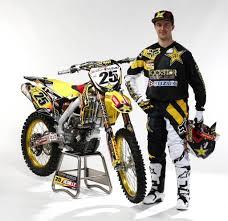 rockstar motocross boots kevin strijbos rockstar energy suzuki world mx1 motocross