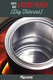 how to make a rocket stove diy projects craft ideas u0026 how to u0027s for