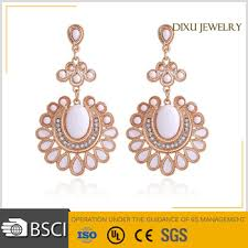 earing models dixu fancy design gold earring designs top design gold earring