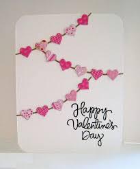 Design For Valentines Card 15 Best Handmade Valentine Card Ideas 8 Handmade4cards Com