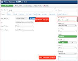 how to create a multilingual multi language site in joomla 3 x u2013