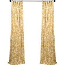 Rust Color Curtains Tiger Print Curtains Wayfair