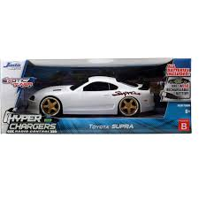toyota supra drawing jada toys hyperchargers 1 16 tuner r c toyota supra vehicle