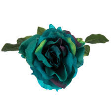 teal roses teal stem hobby lobby 156471