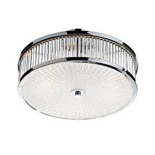Flush Ceiling Light Fixtures Dar Lighting Aramis 3 Light Flush Ceiling Light U0026 Reviews
