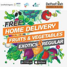 Home Fresh by Delfoo Food Delivery Vadodara Food Delivery Surat Home Delivery