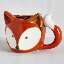 Animal Mug Fall Gifts From Modcloth In The Color Of Changing Leaves