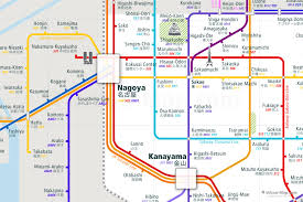 Osaka Train Map Japan Archives Urban Map