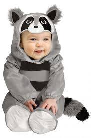 infant costume baby raccoon infant costume purecostumes