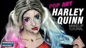 harley quinn makeup tutorial wholesale halloween costumes blog