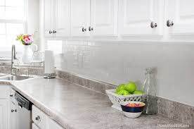 laminate kitchen backsplash tile backsplash with laminate countertop 3381