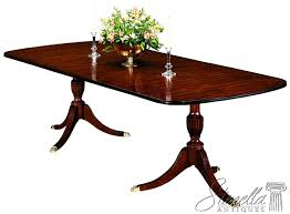 mahogany dining room table amazon com henkel harris model 2208 duncan phyfe mahogany