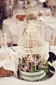 Decorative Bird Cages For Centerpieces by 29 Best Table Decor Images On Pinterest Events Marriage And Wedding