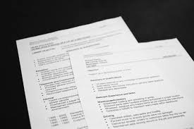 Post My Resume Online Verschillende Onderdelen Van Een Cv Cv Opstellen Robert Half