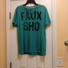 Sho Green 98 guess other guess s graphic size medium green faux