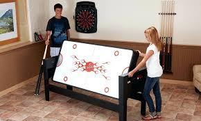 foosball table air hockey combination air hockey ping pong table combo best air hockey ping pong table