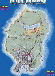 Agartha Map Gta Online Gang Attack Map