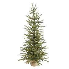 shop vickerman 3 ft tabletop pre lit pine artificial christmas