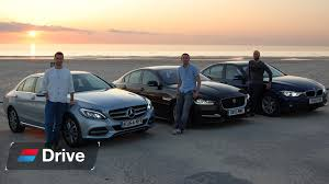 bmw 3 series or mercedes c class bmw 3 series vs jaguar xe vs mercedes c class test