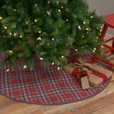 plaid tree skirt plaid tree skirt 48 primitive quilt shop