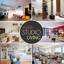 the style lover u0027s guide to stylish studio living home decor ideas