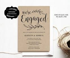 engagement invitation quotes best 25 engagement invitation template ideas on