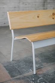Picnic Bench Hire White Bench U2014 Arkade Better Furniture For Hire