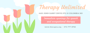 therapy openings therapy unlimited speech therapy in columbia mo home