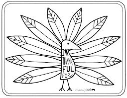 thankful turkey templates happy thanksgiving