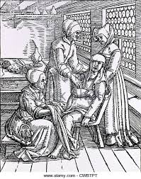 Medieval Birthing Chair Midwives Obstetrics Stock Photos U0026 Midwives Obstetrics Stock