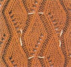 zig zag knitting stitch pattern new zig zag knitting stitch knitting kingdom