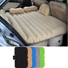 Air Beds Unlimited Top Quality Inflatable Car Back Seat Bed Mattress For Traveling