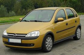 opel corsa 1 4 2002 auto images and specification