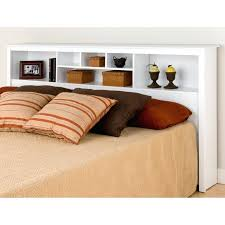 Bookcase Headboard Beds Bookcase Bookcase Headboard Cal King Veronica Kingcal King