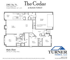 Popular Floor Plans by Return Of The Rancher Turner Homes